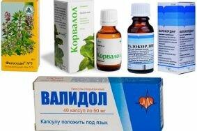 Лечение климакса с выраженными приливами с помощью препаратов