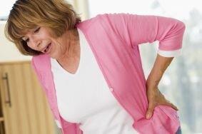 Боли в животе и пояснице во время климакса