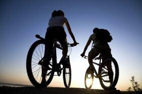 Велопрогулки при простатите: польза или вред