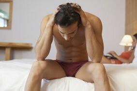 Стоит ли переживать мужчинам с быстрой эрекцией