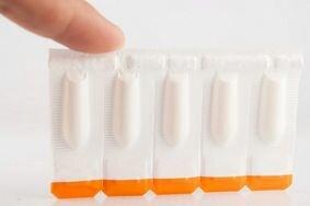 Выбор свечей для борьбы с хроническим простатитом