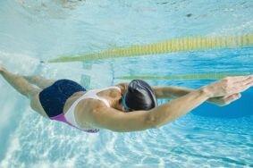 Посещение бассейна во время цистита: за и против