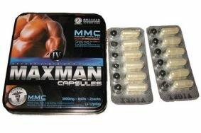 Как повысить потенцию с помощью препарата Maxman IV
