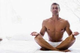 Повышаем потенцию с помощью йоги
