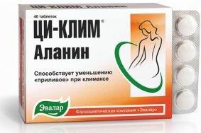 Лечение признаков климакса у женщины продукцией Эвалар