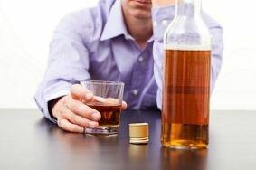 Почему при простатите запрещено спиртное