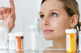 Выбор таблеток при цистите