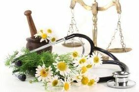 Народная медицина — помощь в борьбе с циститом