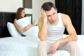 Причины и лечение плохой потенции у молодых людей