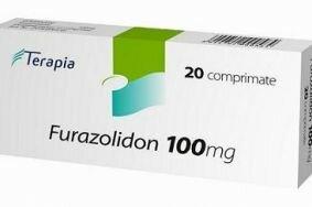 Особенности действия и применение Фуразолидона