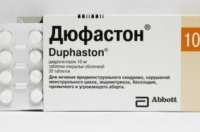 Лечение симптомов климакса с помощью Дюфастона