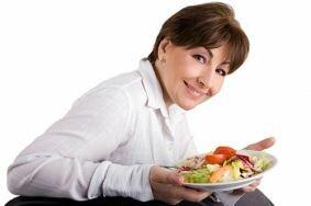 Правила соблюдения диеты в период менопаузы