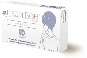 Правила применения лекарства Леди бон от климакса