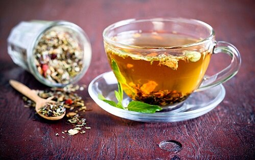 чай при цистите