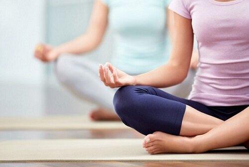 Польза йоги при цистите