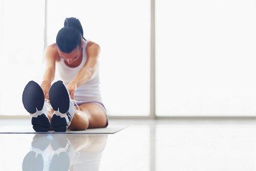 Упражнения при цистите