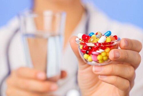 Лечение воспаления антибиотиками