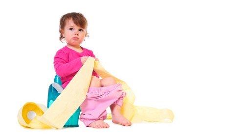 Воспаление пузыря у детей