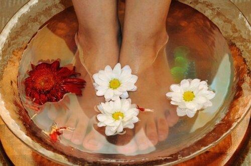 ножные ванночки при цистите