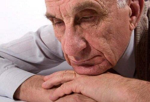 депрессия у пожилого