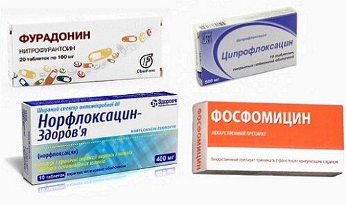 Антибиотики при цистите: какую пользу и вред могут принести