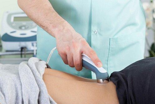 физиопроцедура при цистите