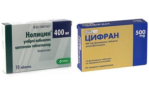комбинированные таблетки