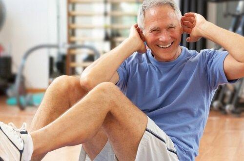 лечебная гимнастика мужчин
