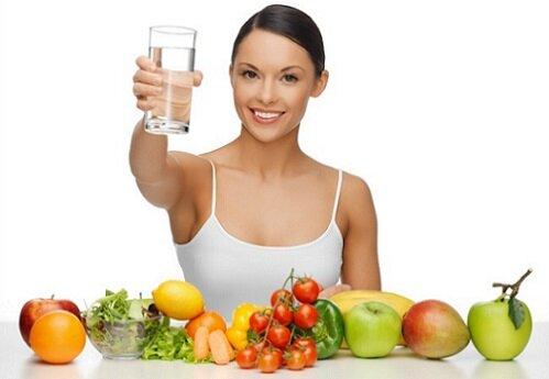правильное питание женщин