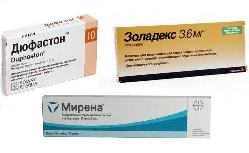 Лечение миомы