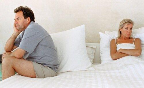 Сексуальне життя пд час менопаузи