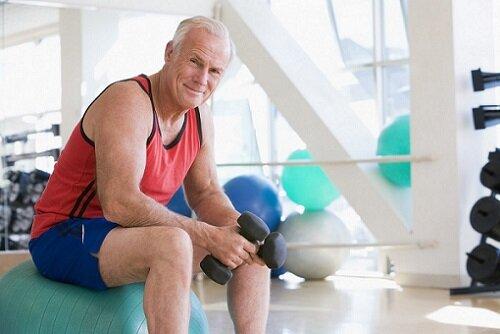 Физическая активность 60 лет