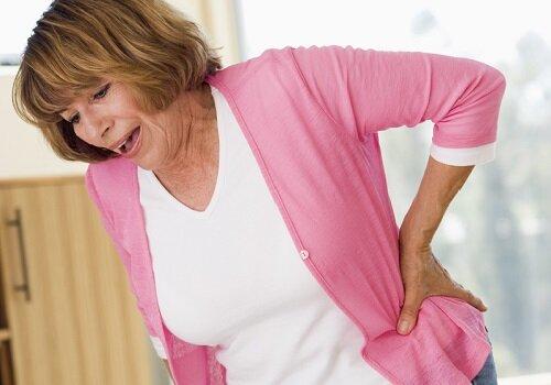 Боль в пояснице отдающая в ногу при ходьбе