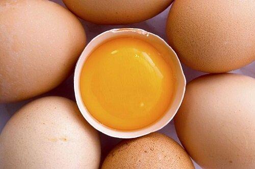 яйца в сыром виде