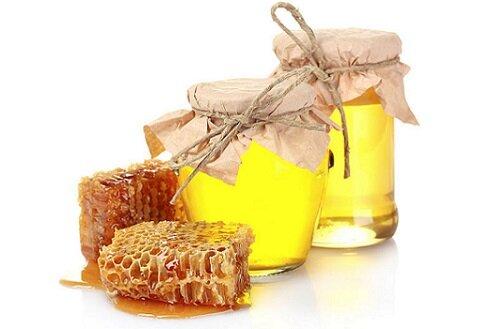 мед и семена крапивы