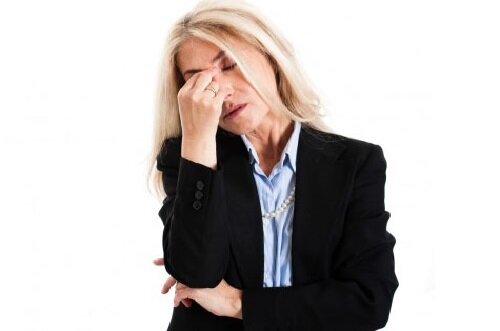 Мигрени при климаксе