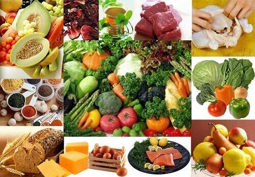 Питательная пища
