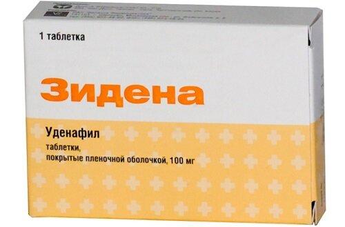 Таблетки для мужской потенции
