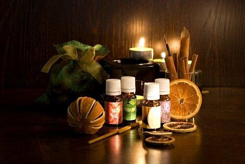 ароматерапия для потенцию